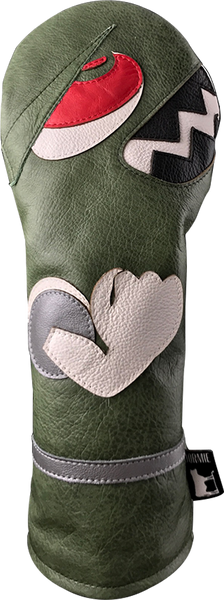 Dormie Workshop F2F - Stinger Leather Golf Headcover