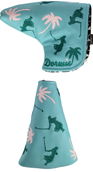 Hula Palms Putter Cover