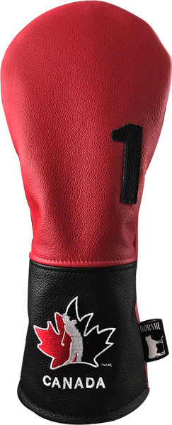 Dormie Workshop The Brook Leather Golf Headcover