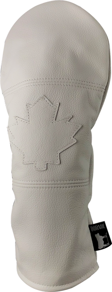 Dormie Workshop Captain Powder Leather Golf Headcover