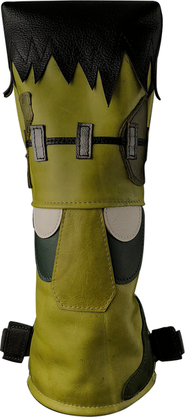 Dormie Workshop Crankenstein Leather Golf Headcover