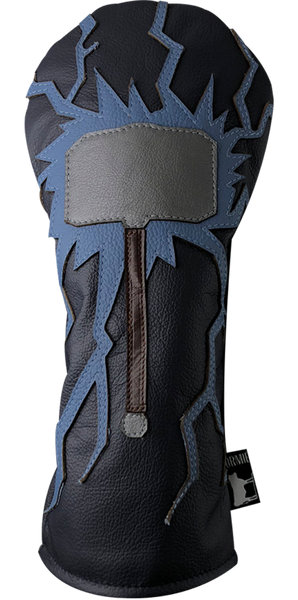 Dormie Workshop HAMMER TIME Leather Golf Headcover