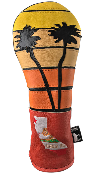 Dormie Workshop The Hollywood Leather Golf Headcover