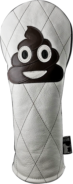 Dormie Workshop The POOPER! Leather Golf Headcover