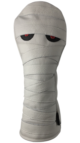 Dormie Workshop The Mummy Leather Golf Headcover