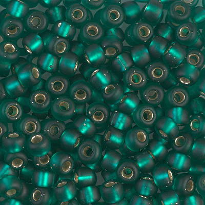 Rocaille Size 6 Glass Seed Beads by Miyuki