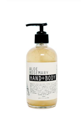 Aloe Rosemary Hand + Body Wash by Moon Rivers Naturals