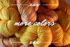 50/50 SW Merino Silk Sock Yarn by Dye2Spin