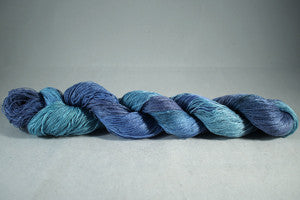 Luxury Linen Lace Ocean Wave (029)