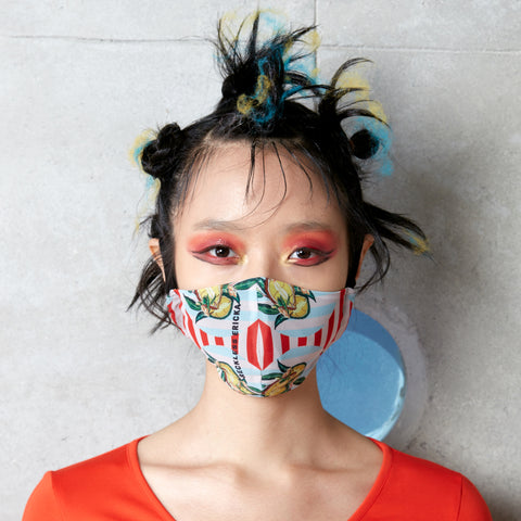 sustainable reusable masks singapore food series