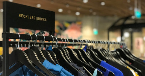 Design Orchard. Orchard road. Reckless Ericka local Singapore brand