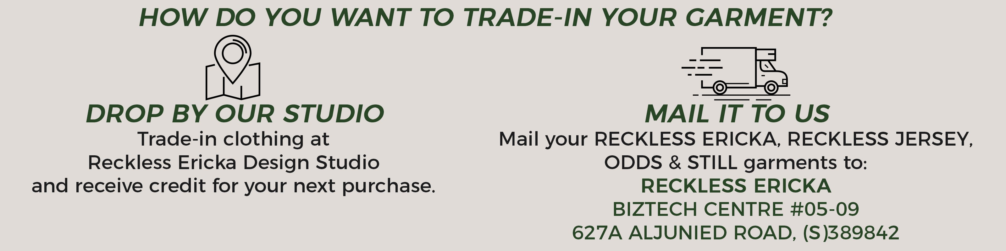 trade in instructions