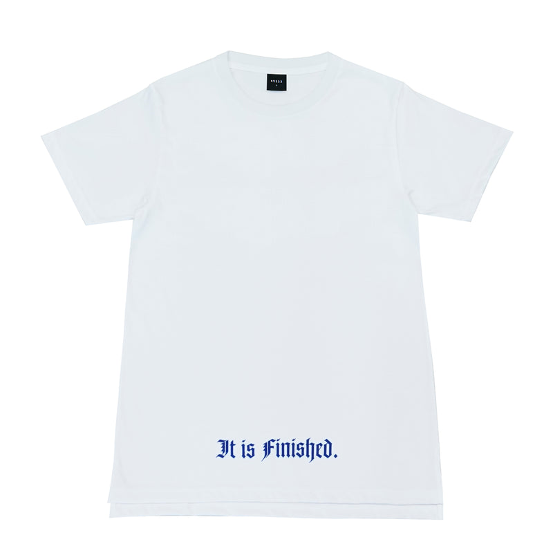 IT IS FINISHED Tee (white)