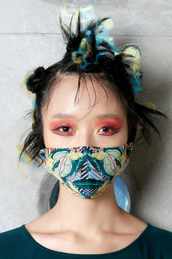 Limited Edition Durian Mask (Hei Zhen Zhu)
