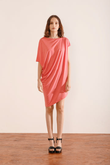 Knee Length Cocoon Dress
