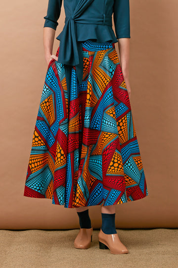 Full Circle Skirt (Angles)