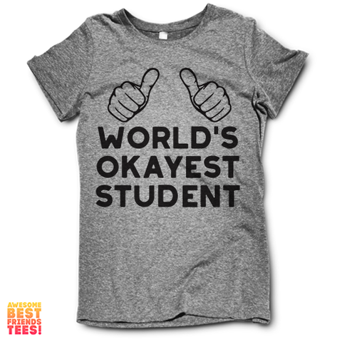 (Sale) World's Okayest Student