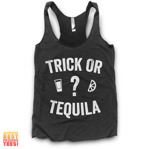 Trick Or Tequila? | Racerback