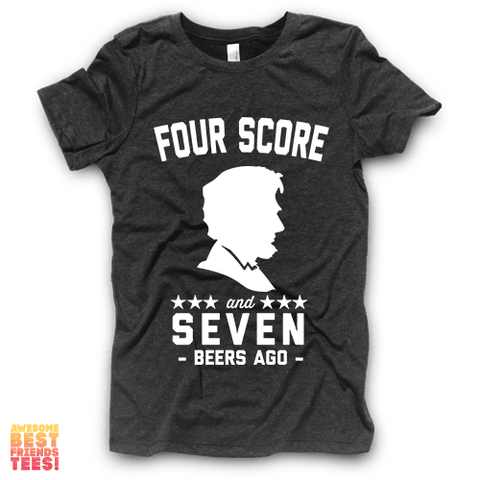 Four Score and Seven Beers Ago | Vintage Black