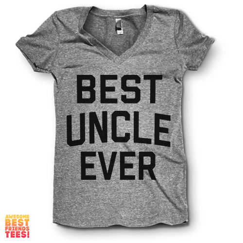 Best Uncle Ever | V Neck