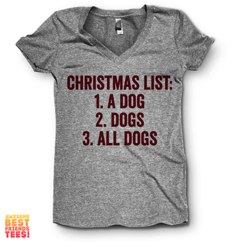 Christmas List | V Neck