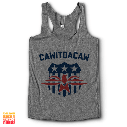 Cawitdacaw | Racerback