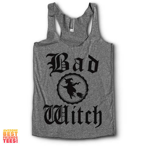 Bad Witch | Racerback