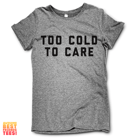 (Sale) Too Cold To Care