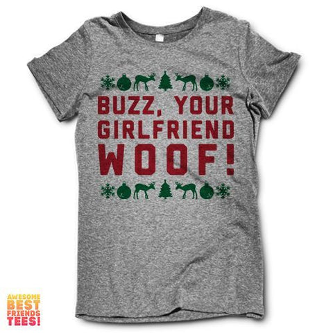 (Sale) Buzz Your Girlfriend, Woof