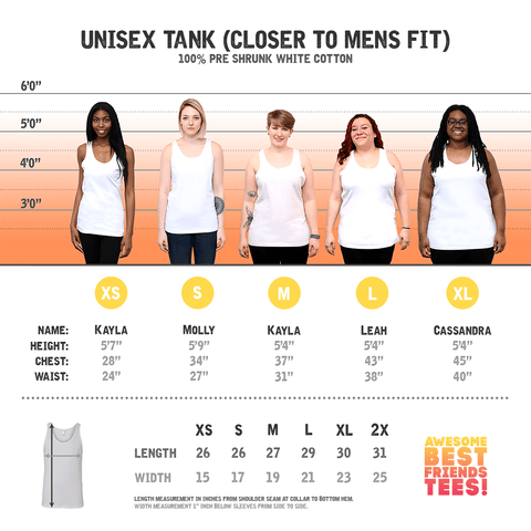 Fall Stuff on a super comfortable Tanks for sale at Awesome Best Friends' Tees