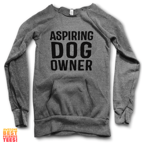 Aspiring Dog Owner | Maniac Sweater