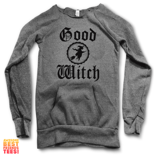 Good Witch | Maniac Sweater on a super comfortable Sweaters for sale at Awesome Best Friends' Tees