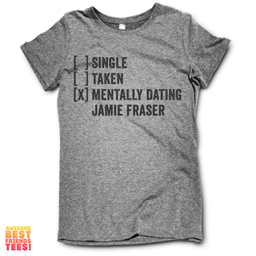 Jamie Fraser - Single, Taken, Mentally Dating