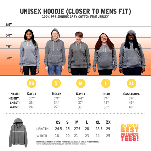 (Template) 02.6 Pullover Hoodie on a super comfortable Sweaters for sale at Awesome Best Friends' Tees