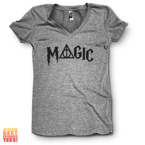 Magic | V Neck