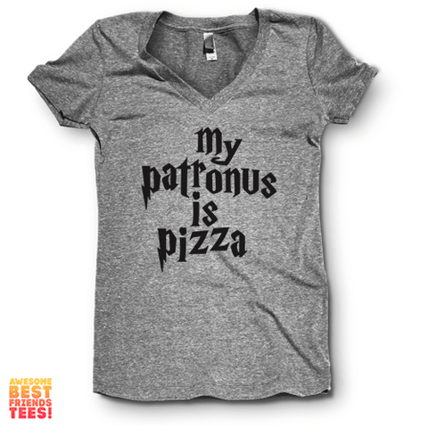 My Patronus Is Pizza | V Neck