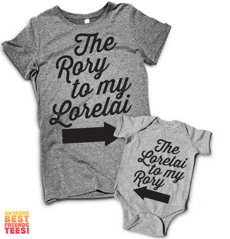 The Rory To My Lorelai, The Lorelai To My Rory | Mommy & Me