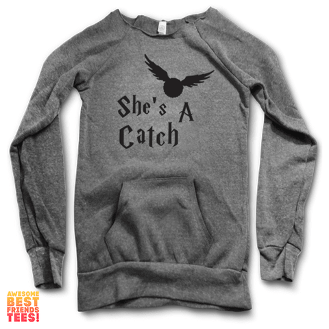 She's A Catch | Maniac Sweater