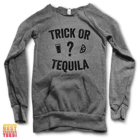 Trick Or Tequila | Maniac Sweater