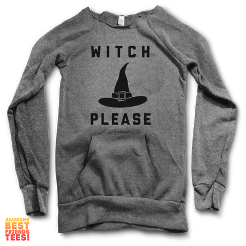 Witch Please (With Hat) | Maniac Sweater