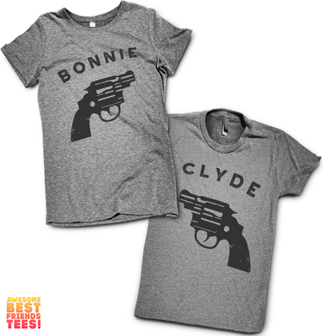 Bonnie & Clyde | Couples' Shirts