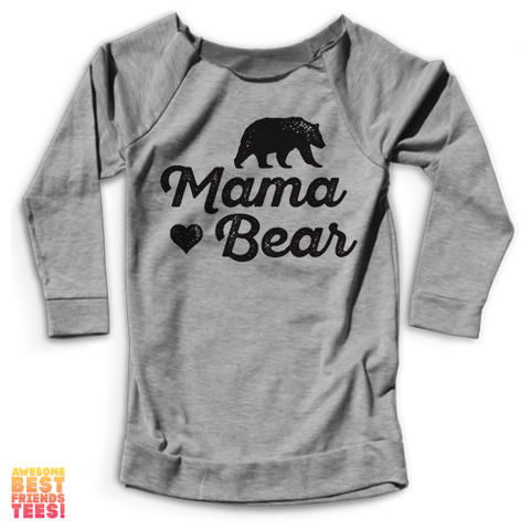 Mama Bear | Terry Raglan