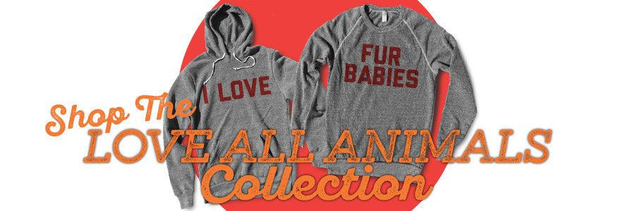 The I Love Animals Collection