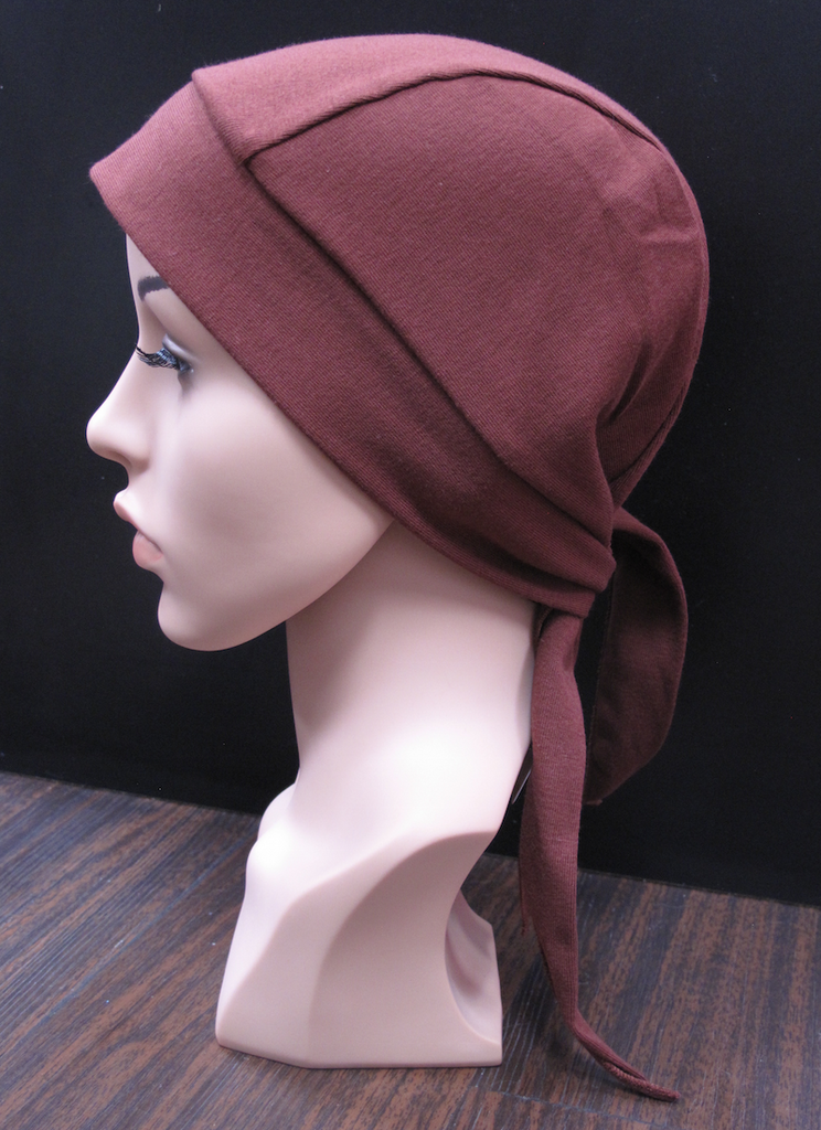 100% Cotton Knit Headwrap