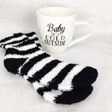 Warm Fuzzies Mug & Socks Gift Set