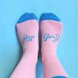 Keep Going Socks