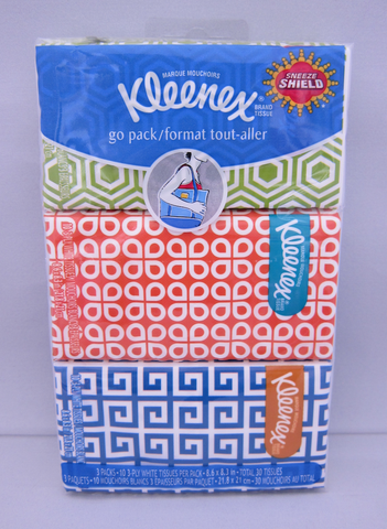 Kleenex Pocket Tissues
