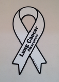 Ribbon Awareness Car Magnet