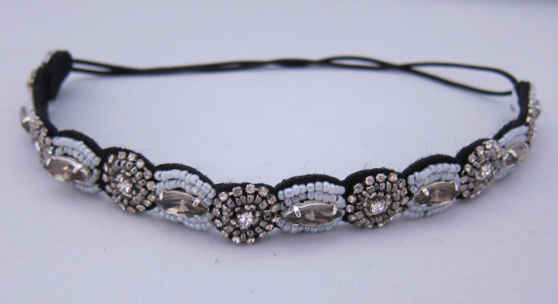 Headbands of Hope: Lush Crystals