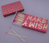 The Social Type Large Matchboxes